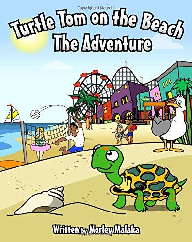 9781514862964: Turtle Tom on the Beach: The Adventure (Turtle Tom Adventures) (Volume 6)