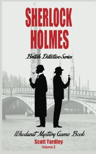Sherlock Holmes British Detective Series (Historical British: Yardley, Scott