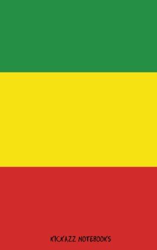 9781514869840: Rasta Flag: Notebook