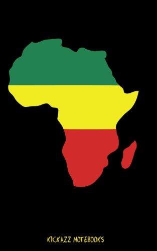 9781514869949: Africa Reggae: Notebook