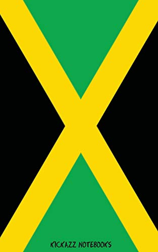 9781514870433: Jamaica Flag: Notebook