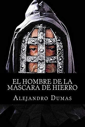 9781514873557: El hombre de la mascara de hierro