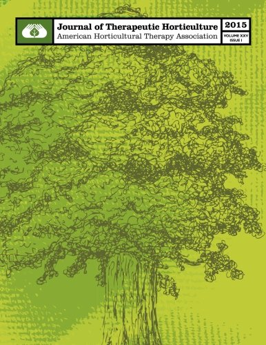 9781514873601: AHTA Journal of Therapeutic Horticulture Volume XXV Issue I (Volume 25)
