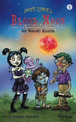 9781514878927: Moore Zombies: Blood Moon (Volume 1)