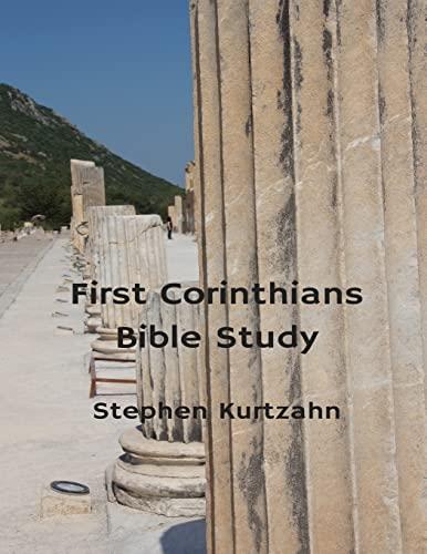 9781514881385: First Corinthians Bible Study