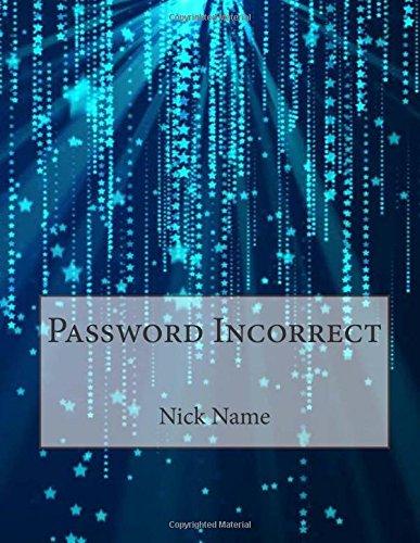 9781514886397: Password Incorrect