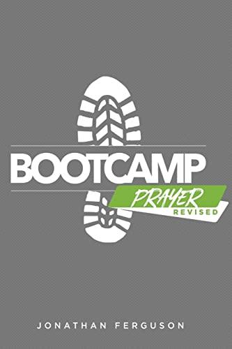 Boot Camp Prayer: Jonathan Ferguson