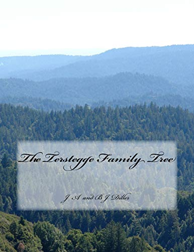 9781514889213: The Terstegge Family Tree