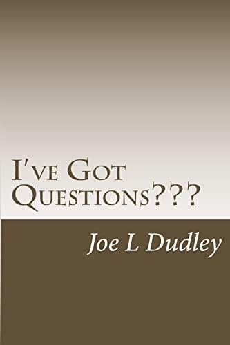 9781514898307: I've Got Questions???