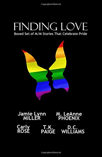 9781514898383: Finding Love: Boxed Set of M/M Stories That Celebrate Pride