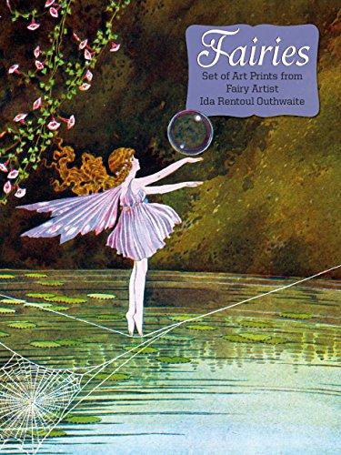 Fairies: A Set Of Prints From Fairy: Outhwaite, Ida Rentoul