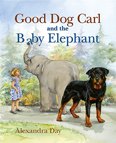 9781514900222: Good Dog Carl and the Baby Elephant