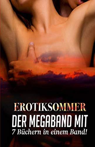 9781515000716: Erotiksommer - Der Megaband mit 7 Büchern in einem Band