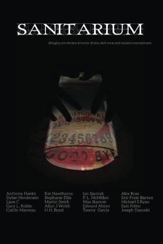 9781515001348: Sanitarium #034 (Sanitarium Magazine) (Volume 34)
