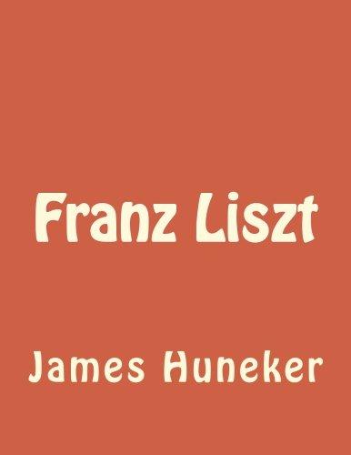 9781515002628: Franz Liszt