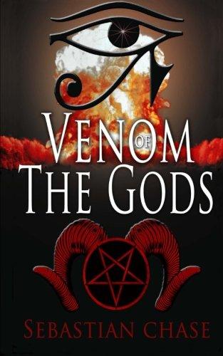 9781515002949: Venom of the Gods (The Venom Saga) (Volume 1)