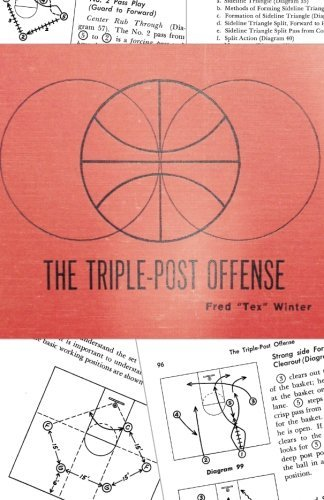 9781515007685: The Triple-Post Offense