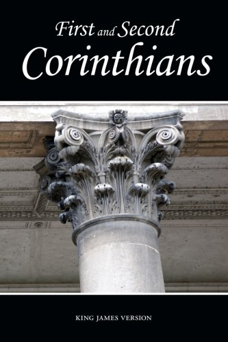 9781515008880: First and Second Corinthians (KJV)