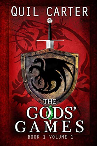 9781515009511: The Gods' Games: Volume 1: Book 1 Volume 1 Graphic Edition (The Gods' Games Series)