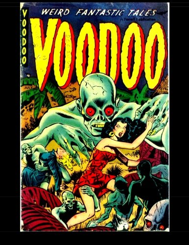 9781515012863: Voodoo #2: Classic Horror Comics from the 1950s