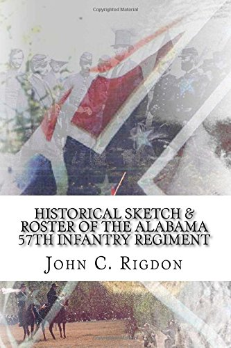 Historical Sketch and Roster of the Alabama: Rigdon, John C.