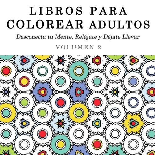 9781515017875: Libros para Colorear Adultos: Mandalas de Arte ...