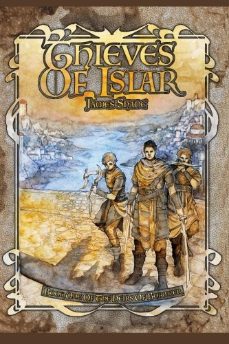 Thieves of Islar: Shade, James