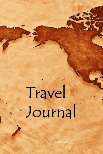 9781515018421: Travel Journal