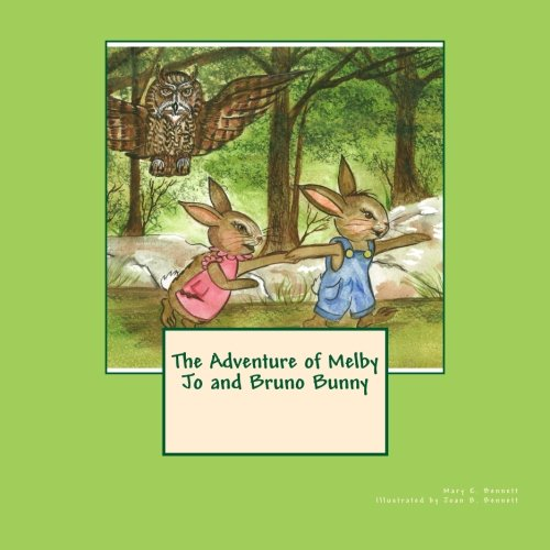 9781515026914: The Adventure of Melby Jo and Bruno Bunny