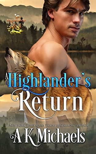 9781515030980: Highland Wolf Clan, Book 5, A Highlander's Return (Volume 5)