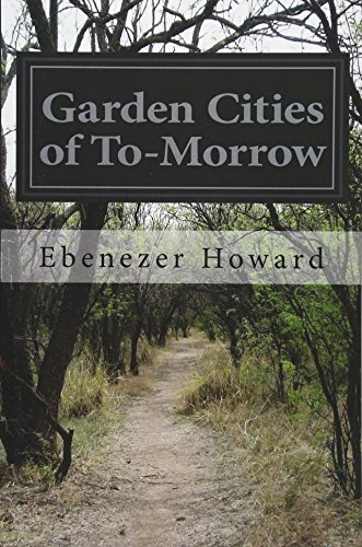 9781515036623: Garden Cities of To-Morrow