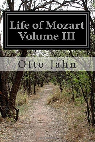 9781515037361: Life of Mozart Volume III