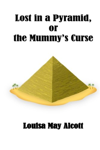 9781515040521: Lost in a Pyramid or the Mummy's Curse