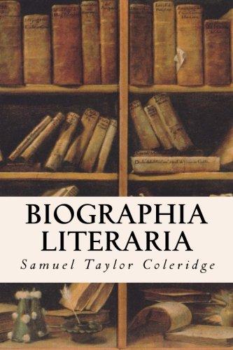 9781515046738: Biographia Literaria