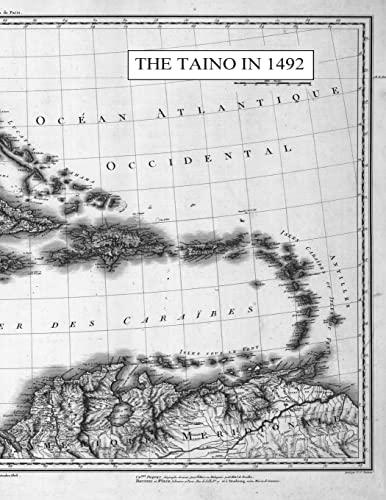 The Taino in 1492: Waddell, Mr. Gene