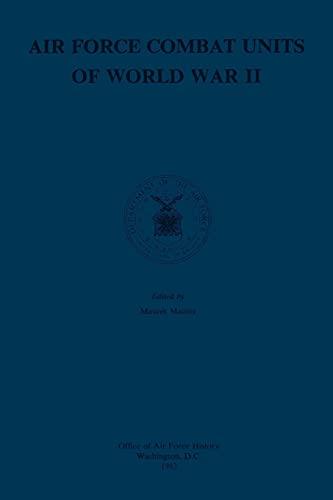 9781515051275: Air Force Combat Units Of World War II