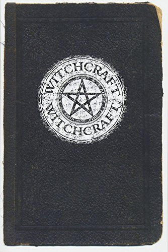 9781515057260: Witchcraft: A Beginners Guide to Witchcraft