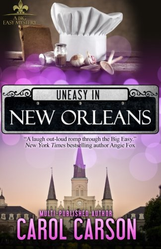 9781515059295: Uneasy in New Orleans (A Big Easy Mystery) (Volume 1)