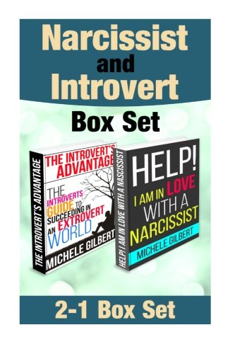 9781515061519: Narcissist and Introvert Box Set: Help! I'm in Love with a Narcissist and The Introverts Guide To Succeeding In An Extrovert World (Personality,Narcissist,Psychopath,Sociopath)