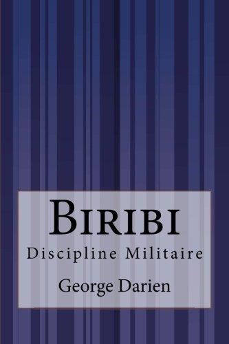 9781515071006: Biribi: Discipline Militaire