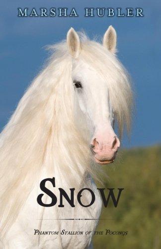 Snow: Phantom Stallion of the Poconos: Marsha Hubler