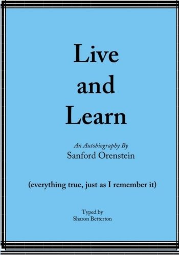9781515079965: Live and Learn