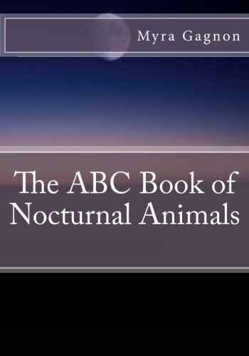 9781515080534: The ABC Book of Nocturnal Animals