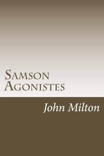 9781515081470: Samson Agonistes