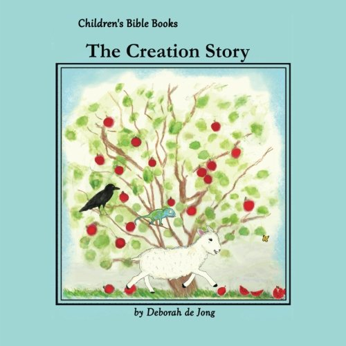 9781515082811: The Creation Story: Children's Bible Books