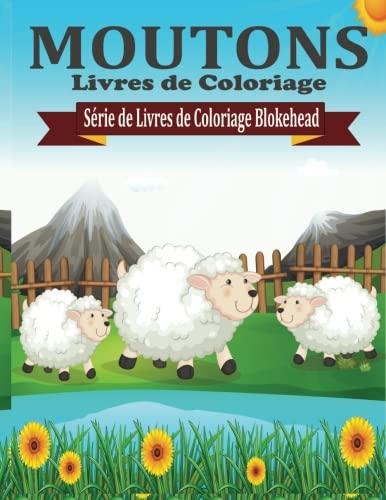 9781515086147: Moutons Livres de Coloriage