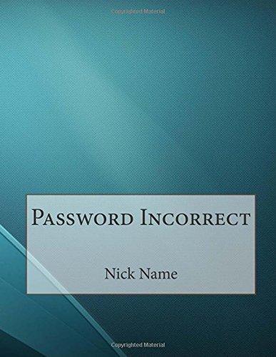9781515087083: Password Incorrect