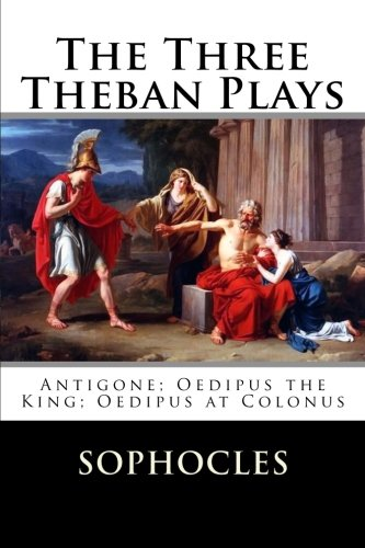 the motives of the character of antigone in sophocless the three theban plays