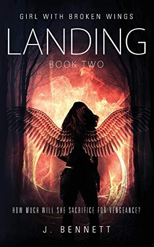 9781515090953: Landing: Volume 2 (Girl With Broken Wings)