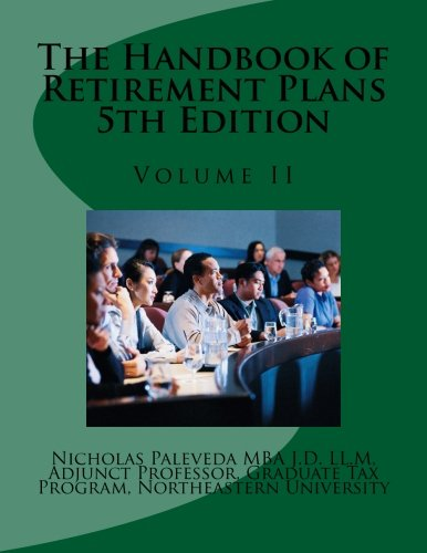 9781515099321: The Handbook of Retirement Plans 5th Edition: Volume II (Volume 2)